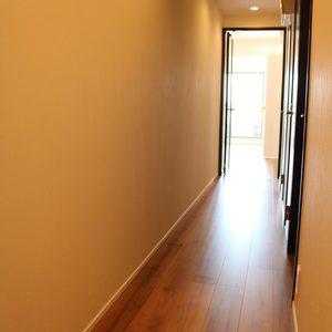 エニス小石川ウエスト(8階,)のお部屋の廊下