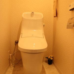 エニス小石川ウエスト(8階,)のトイレ