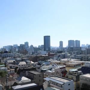 エニス小石川ウエスト(8階,)のお部屋からの眺望