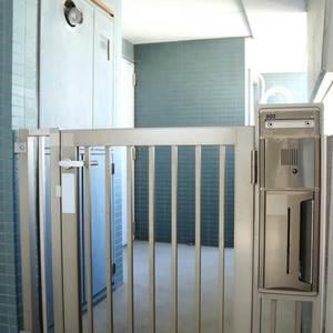 エニス小石川ウエスト(8階,)のフロア廊下(エレベーター降りてからお部屋まで)