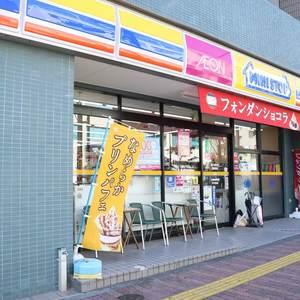 エニス小石川ウエストの周辺の食品スーパー、コンビニなどのお買い物