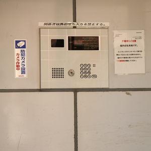 エニス小石川ウエストのエレベーターホール、エレベーター内