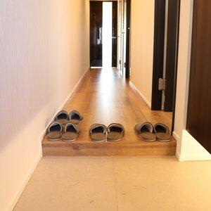 エニス小石川ウエスト(8階,)のお部屋の玄関