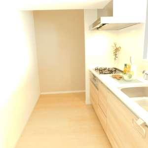 コスモ上池袋(11階,)のキッチン