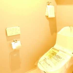 コスモ上池袋(11階,)のトイレ
