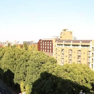 赤門ロイヤルハイツ(11階,)のお部屋からの眺望