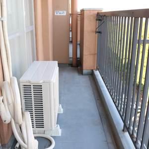 赤門ロイヤルハイツ(11階,)のバルコニー