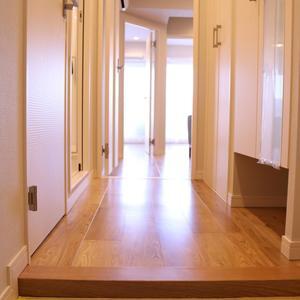 赤門ロイヤルハイツ(11階,)のお部屋の玄関