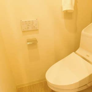 東建ニューハイツ市ヶ谷(3階,4680万円)のトイレ