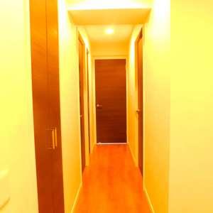 ブラザー若林マンション(5階,)のお部屋の廊下