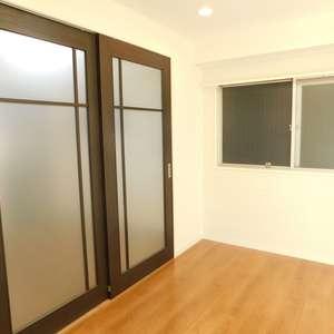 ブラザー若林マンション(5階,)の居間(リビング・ダイニング・キッチン)