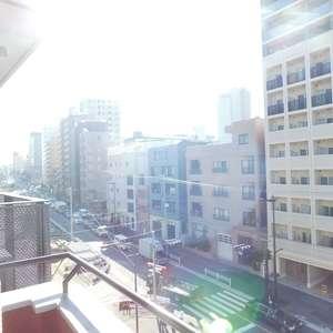 ブラザー若林マンション(5階,)のお部屋からの眺望