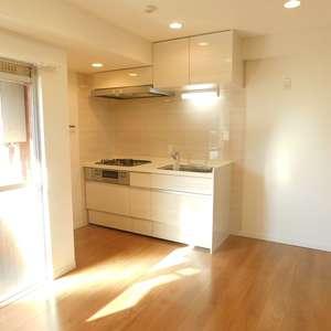 ブラザー若林マンション(5階,3488万円)の居間(リビング・ダイニング・キッチン)