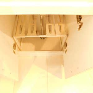 ブラザー若林マンション(5階,3488万円)の化粧室・脱衣所・洗面室