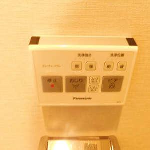 ブラザー若林マンション(5階,)のトイレ