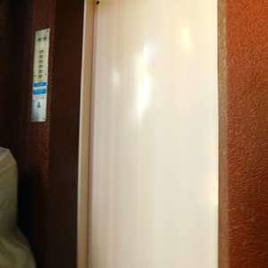 ブラザー若林マンションのエレベーターホール、エレベーター内