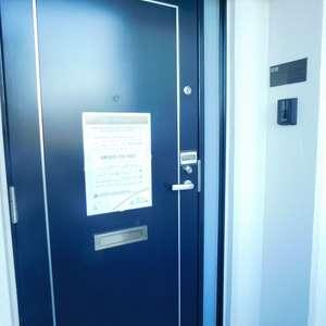 文京目白台ハイツ(3階,3498万円)のフロア廊下(エレベーター降りてからお部屋まで)