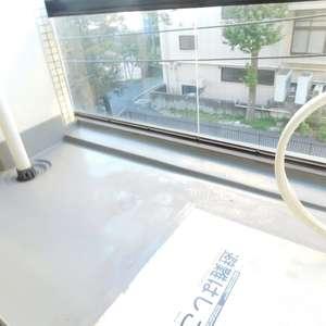 文京目白台ハイツ(3階,3498万円)のバルコニー