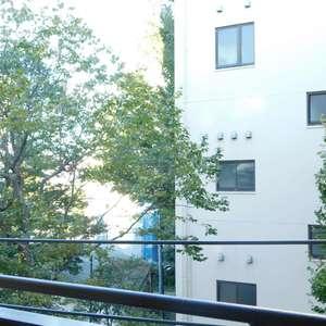 文京目白台ハイツ(3階,3498万円)のお部屋からの眺望