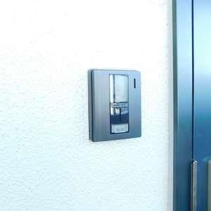 サードリハイツ本館(9階,3599万円)のフロア廊下(エレベーター降りてからお部屋まで)