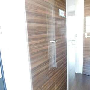 サードリハイツ本館(9階,3599万円)のお部屋の玄関