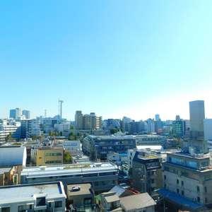 サードリハイツ本館(9階,3599万円)のお部屋からの眺望