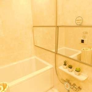 サードリハイツ本館(9階,3599万円)の浴室・お風呂