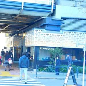サングリア中目黒の最寄りの駅周辺・街の様子