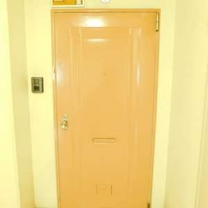 サングリア中目黒(11階,4999万円)のフロア廊下(エレベーター降りてからお部屋まで)