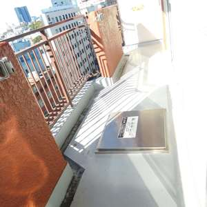 サングリア中目黒(11階,4999万円)のバルコニー