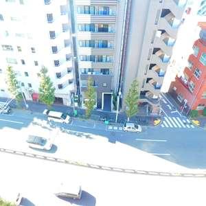 サングリア中目黒(11階,4880万円)のお部屋からの眺望