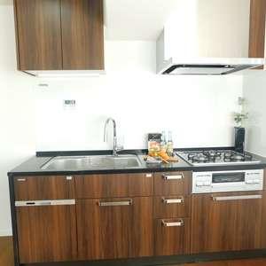 サングリア中目黒(11階,4880万円)のキッチン