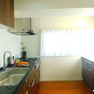 サングリア中目黒(11階,4999万円)のキッチン