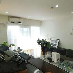 サングリア中目黒(11階,4999万円)の居間(リビング・ダイニング・キッチン)