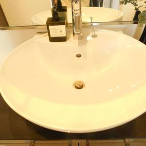 サングリア中目黒(11階,4999万円)の化粧室・脱衣所・洗面室