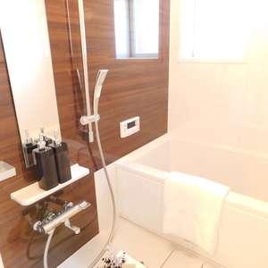 サングリア中目黒(11階,4999万円)の浴室・お風呂