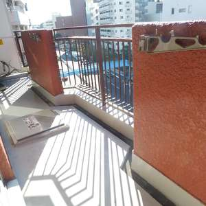 サングリア中目黒(7階,)のバルコニー