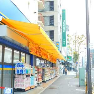 護国寺ロイアルハイツの周辺の食品スーパー、コンビニなどのお買い物