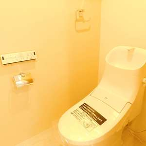 護国寺ロイアルハイツ(2階,3680万円)のトイレ