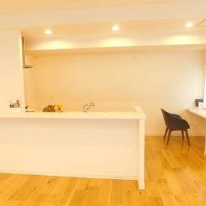 マンション小石川(5階,)のキッチン