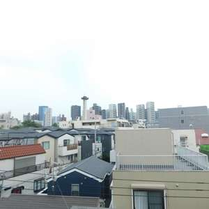 マンション小石川(5階,)のお部屋からの眺望