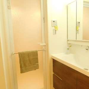 マンション小石川(5階,)の化粧室・脱衣所・洗面室