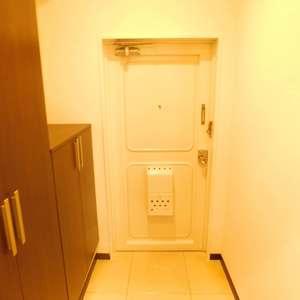 中落合東豊エステート(7階,2880万円)のお部屋の玄関