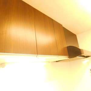 中落合東豊エステート(7階,)のキッチン