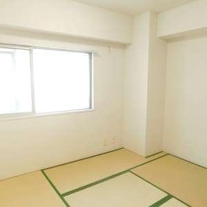 中落合東豊エステート(7階,)の和室