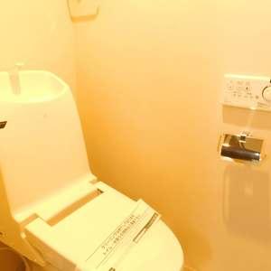中落合東豊エステート(7階,2880万円)のトイレ