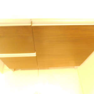中落合東豊エステート(7階,2880万円)の化粧室・脱衣所・洗面室