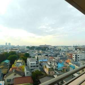 落合シティタワー(7階,6480万円)のお部屋からの眺望