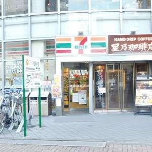 落合シティタワーの周辺の食品スーパー、コンビニなどのお買い物