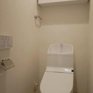 ダイアパレス元浅草ブライトスクエア(7階,4580万円)のトイレ